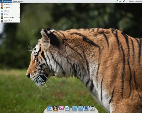 Fuduntu 2013.1发布,基于Fedora的Linux发行