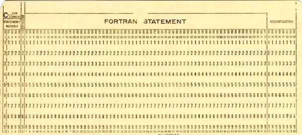 科学家仍然在广泛使用 Fortran 语言