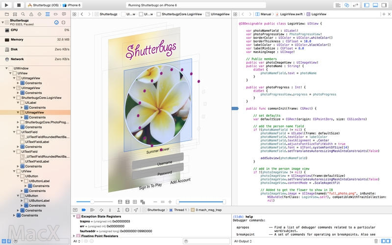 Xcode 6.3 发布,支持 Force Touch 和 Swift 1.2