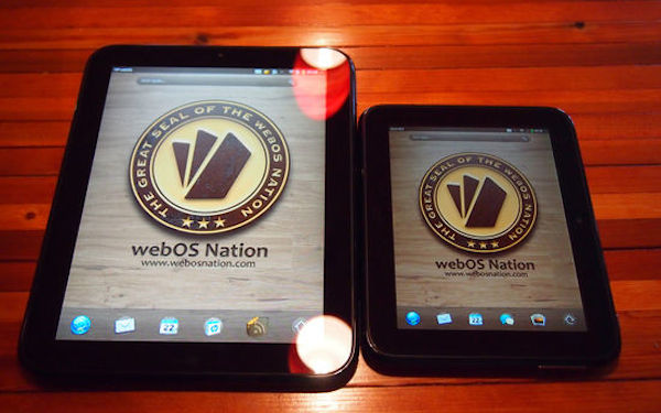 webOS 失落的秘密