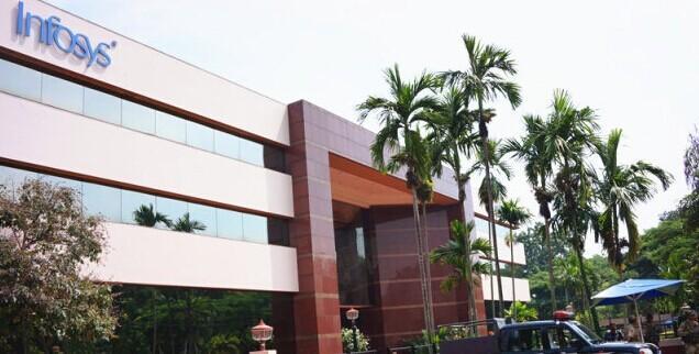 走近印度外包巨头Infosys总部:绿化率高却森严戒备