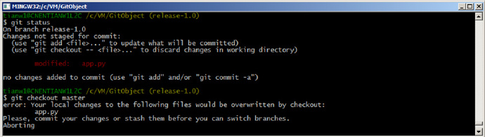 Git Step by Step (4):探索.git目录