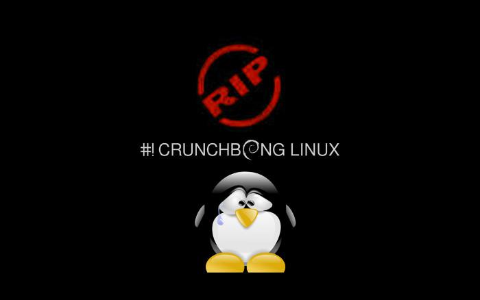 CrunchBang Linux 已死!!!