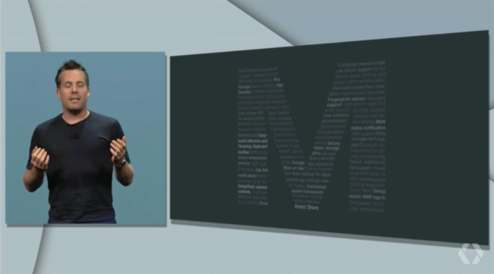 【I/O 2015】Google 发布 Android M,注重品质