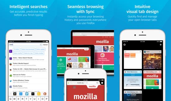 火狐推出 iOS 版浏览器,2年前曾拒绝登陆 iOS 平台