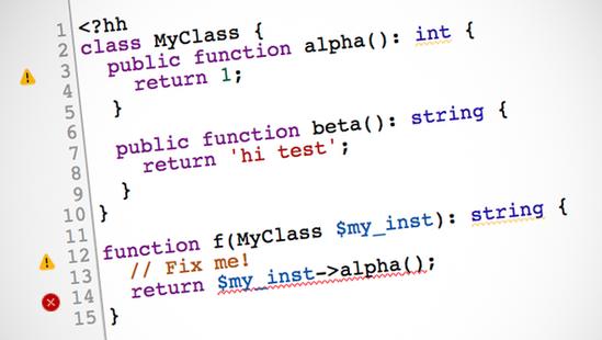 非死book 发布开源编程语言 Hack