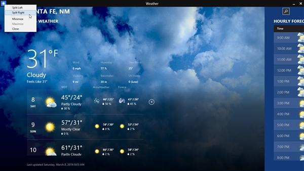 Windows 8.1 Update 1新特性汇总