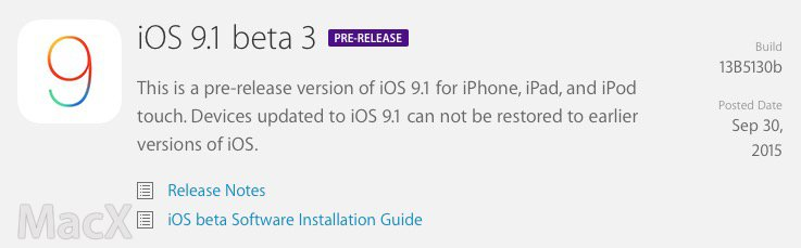 iOS 9.0.2 更新,BUG 修复/性能提升
