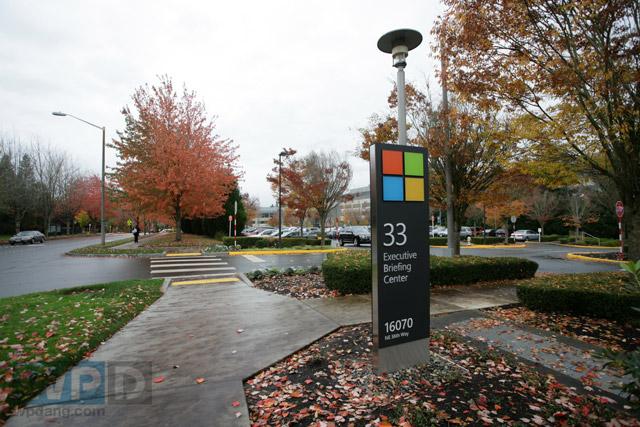 你是怎么到微软美国总部工作的?