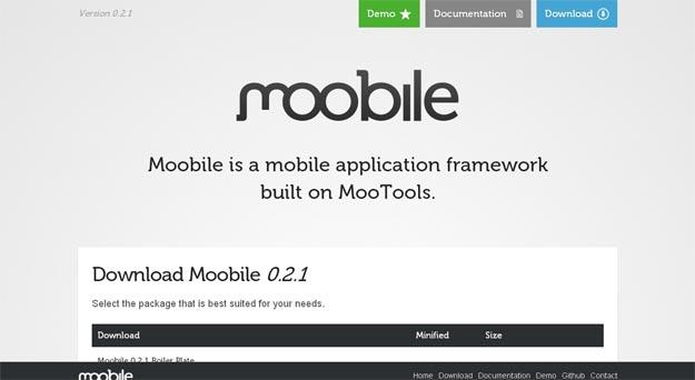 20 个实用的移动开发框架