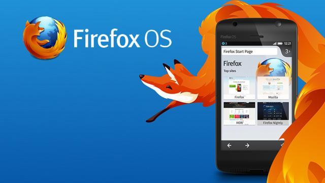 Firefox智能手机印度开卖 售价33美元