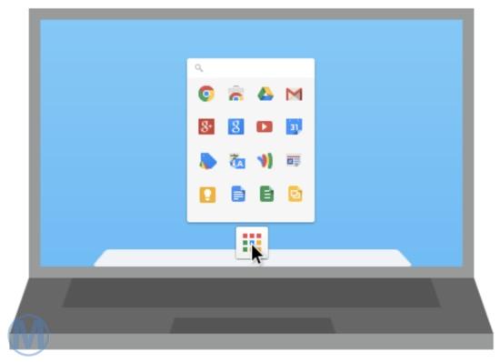 谷歌为Mac系统发布Chrome App和快速启动器