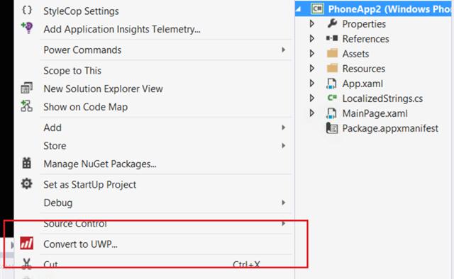 Silverlight to Windows 10通用应用移植工具开始预览