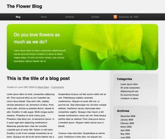 40个最佳免费的HTML5网页设计教程
