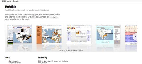 25个实用的数据可视化工具