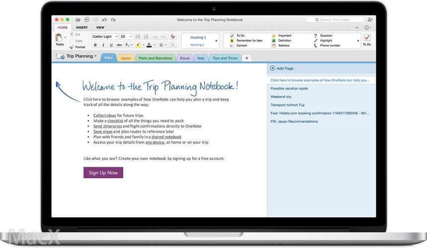 微软发布 Office for Mac 2016 测试版,可免费试用