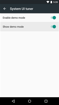 Android M 版本号确认 - Android 5.2
