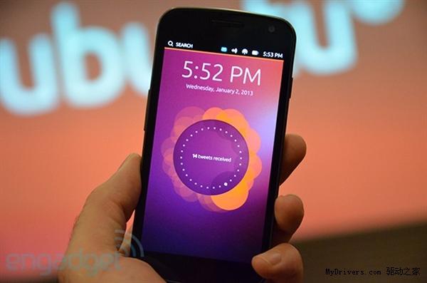 Ubuntu手机:开始没有商店 只有预装