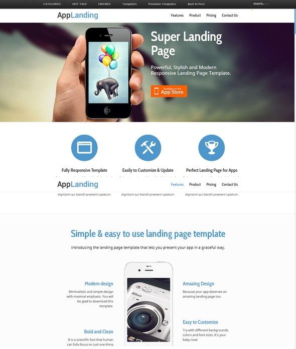 app-landing