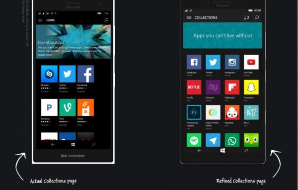 Windows 10 Mobile概念图:小调整可让系统更易被人们接受