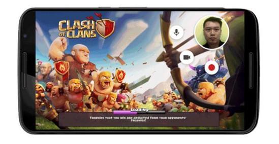 谷歌推出 Android 手机游戏视频录制功能