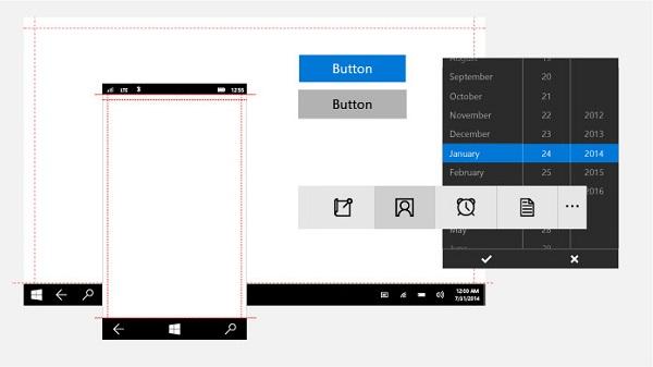 """微软发布新版""""Windows Universal Platform应用设计指南"""""""