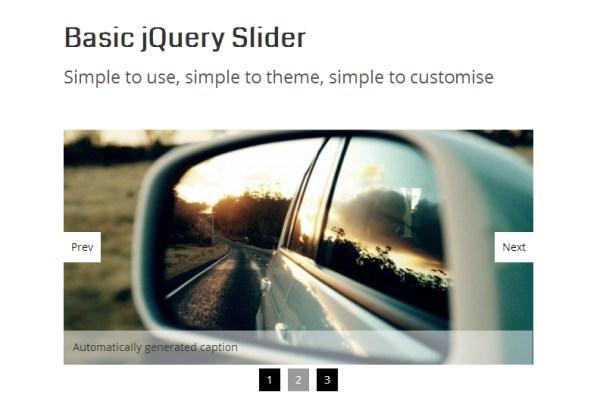 20 个非常棒的jQuery内容滑动插件