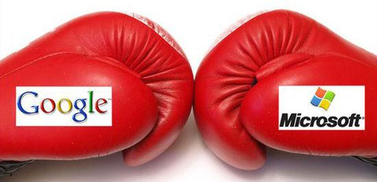 为什么说微软和谷歌互换了位置?