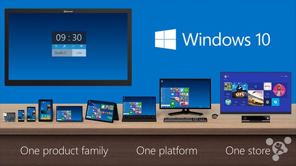微软证实32位Windows 10 绝不放弃上亿用户