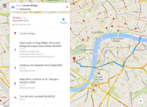 Google 地图更新 iOS SDK ,可支持 64 位处理器