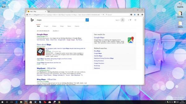 微软成为谷歌地图的坚定支持者