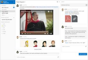 五款团队协助软件 Slack 开源替代品