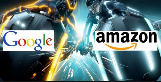谷歌云端挑战亚马逊:免费赠1亿GB空间