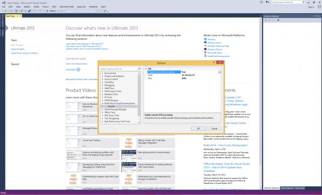 Visual Studio 将集成 Cordova 支持跨平台开发