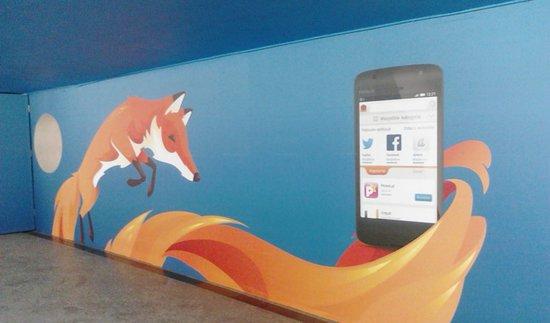 Firefox 或推出电视棒和树莓派键盘