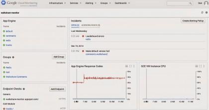 谷歌整合StackDriver技术,开放云监控服务给开发者