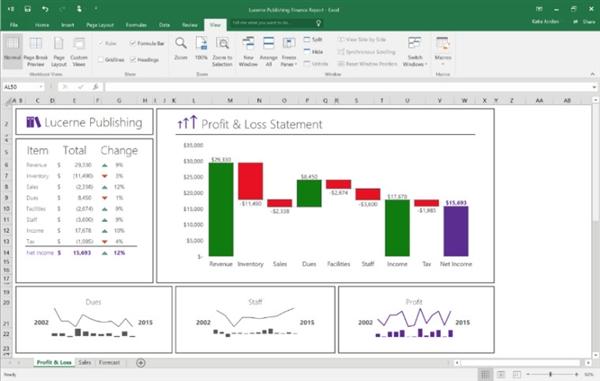 Office 2016预览版更新了:新功能很强大!