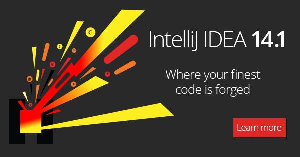 IntelliJ IDEA 14.1 发布,支持 Docker
