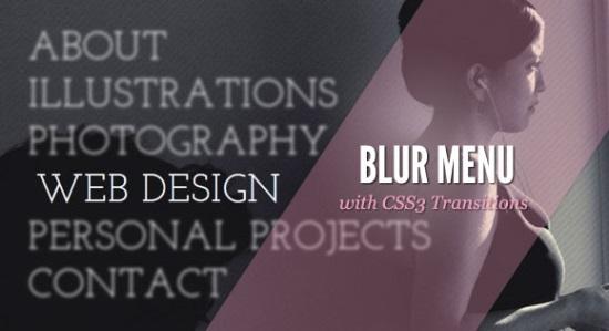 15个用于 CSS3 +jQuery 实现页面变换效果教程
