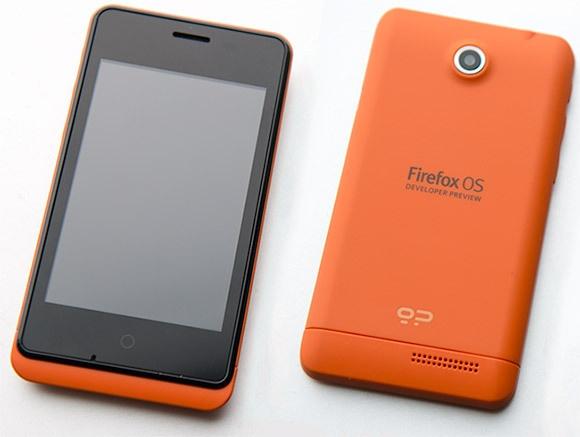 开发者可领取免费 Firefox OS 手机