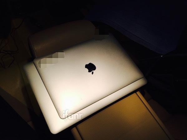 这就是 12 寸 MacBook Air 的显示屏?