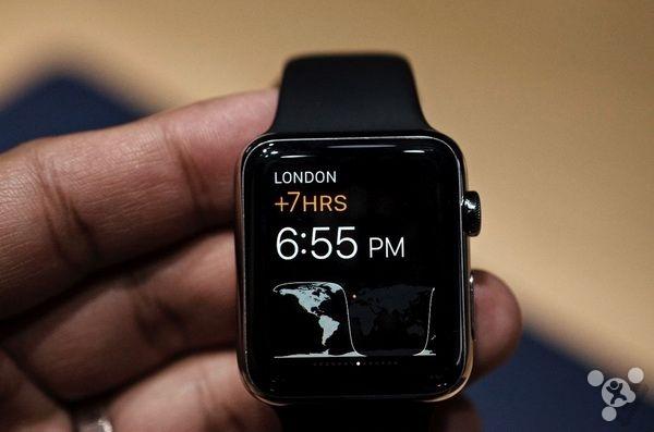 一次超乎预期的尝试 Apple Watch抢先上手
