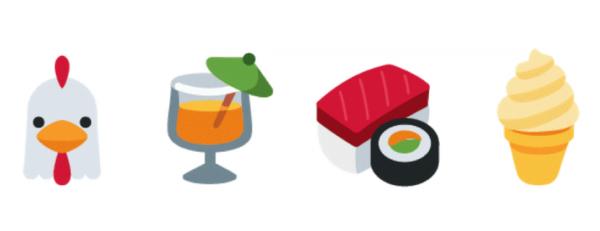 推ter 的 Emoji 表情:Twemoji