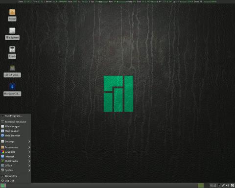 面向桌面的Linux发行,Manjaro Linux 0.9.0 Pre 3 发布