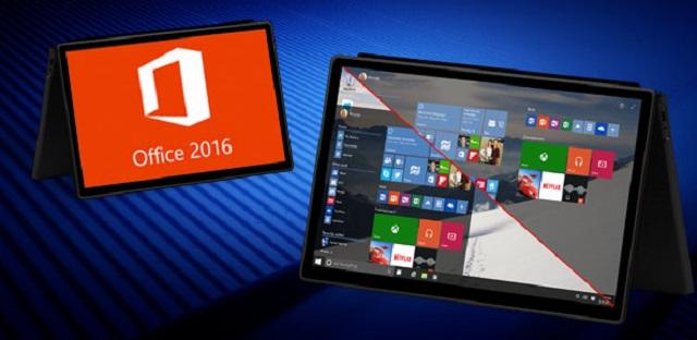 微软发布 Office 2016 IT Pro 和开发者预览版