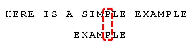 字符串匹配的Boyer-Moore算法