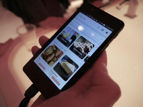 Canonical Ubuntu智能手机细节曝光