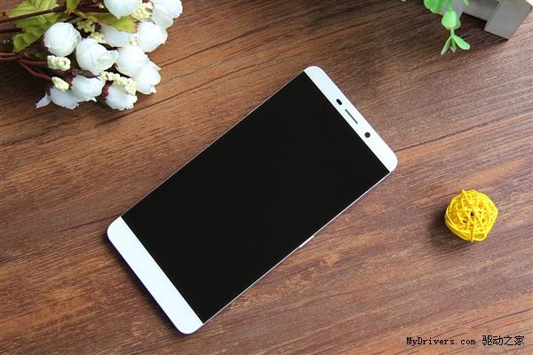 乐视手机乐Max图赏:6.33寸2K旗舰